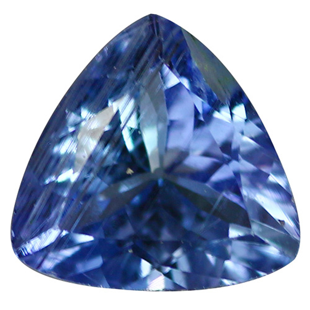 tanzanite product mm carat trillion cut tanzania